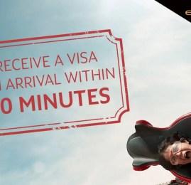 Brasileiros agora poderão obter visto de 96 horas direto no aeroporto de Abu Dhabi