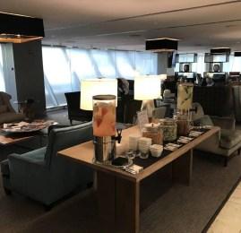 Sala VIP Concorde Room by British Airways – Aeroporto de Nova York (JFK)