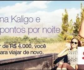 Reserve seu hotel e ganhe até 10.000 pontos por noite com a parceria da TudoAzul com a Kaligo