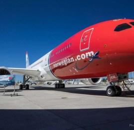 Norwegian bate recorde e realiza o voo transatlântico mais rápido do mundo
