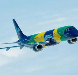 A Azul aumenta frequência de Voos entre Brasil e Portugal