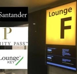 Saiba como funciona o acesso à sala vip dos cartões Santander em parceria com Priority Pass e LoungeKey