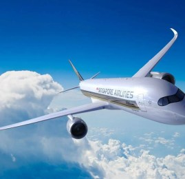 Singapore Airlines vai retomar o voo mais longo do mundo!