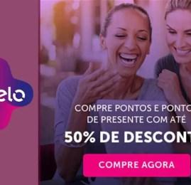 Livelo prorroga promoção de compra de pontos com até 50% de desconto