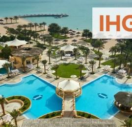 Promoção IHG Rewards – Reserve um hotel no Qatar com até 63% de desconto!