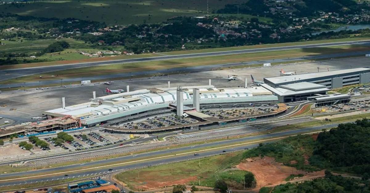 Aeroporto de Belo Horizonte Azul