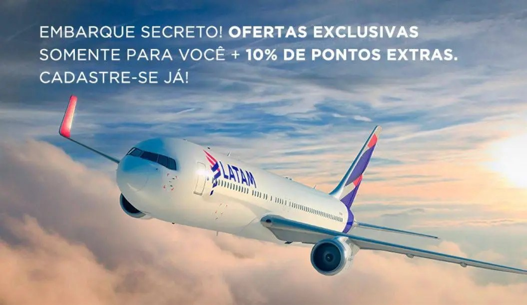 embarque secreto latam