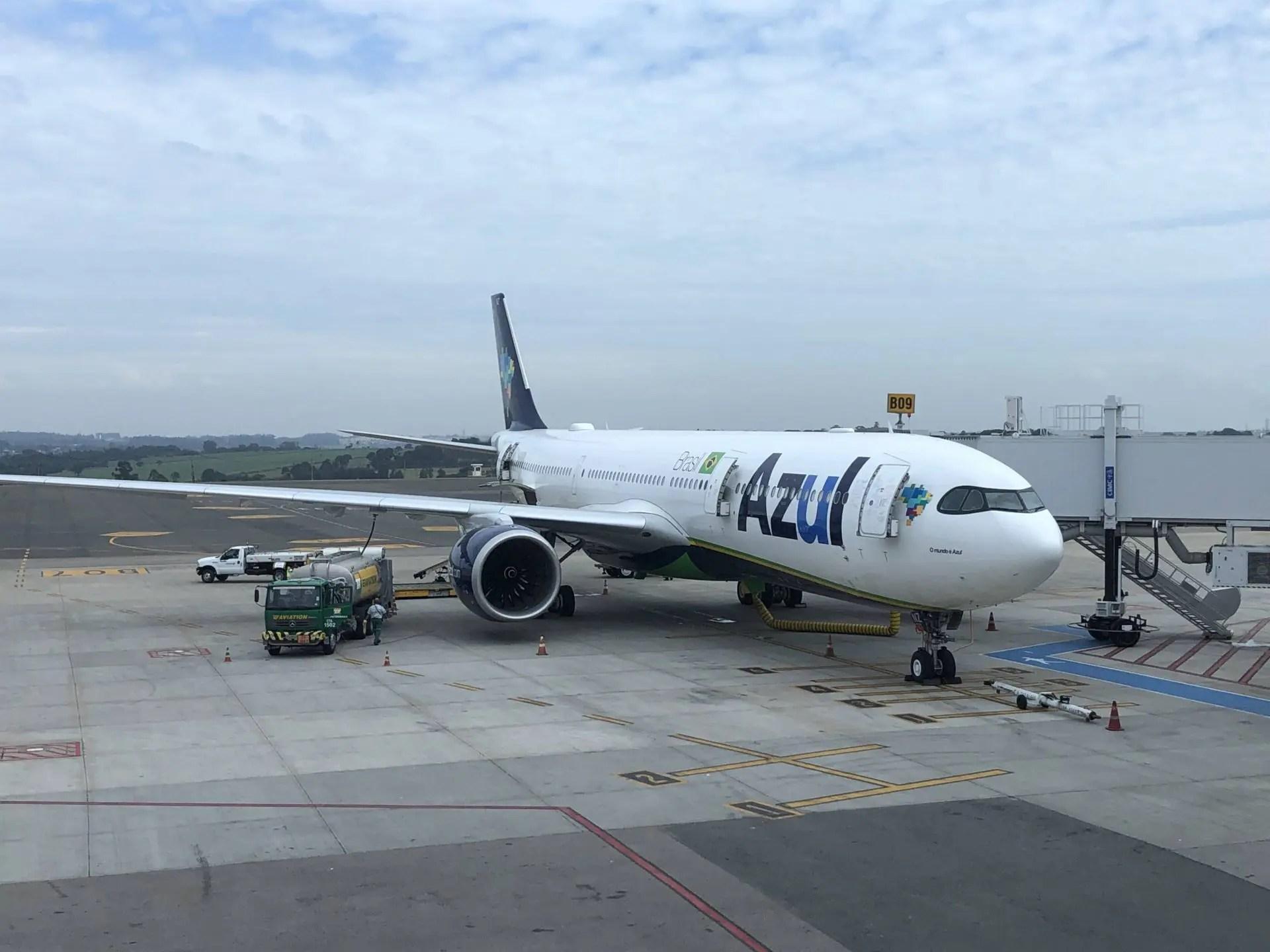 A330neo da Azul
