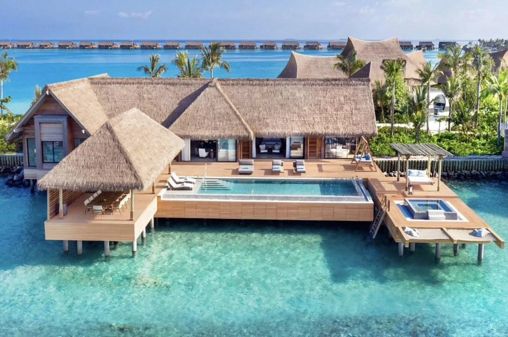 Hotel Waldorf Astoria Maldives Ithaafushi.