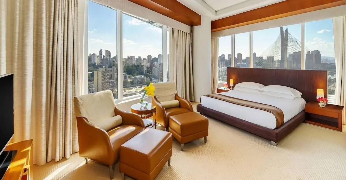 sugestões hotéis de luxo Grand Hyatt