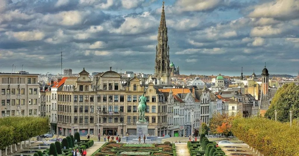 Bruxelas stopover