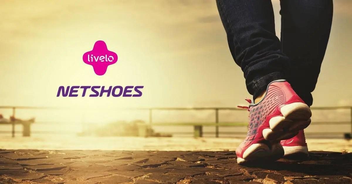 Netshoes Livelo