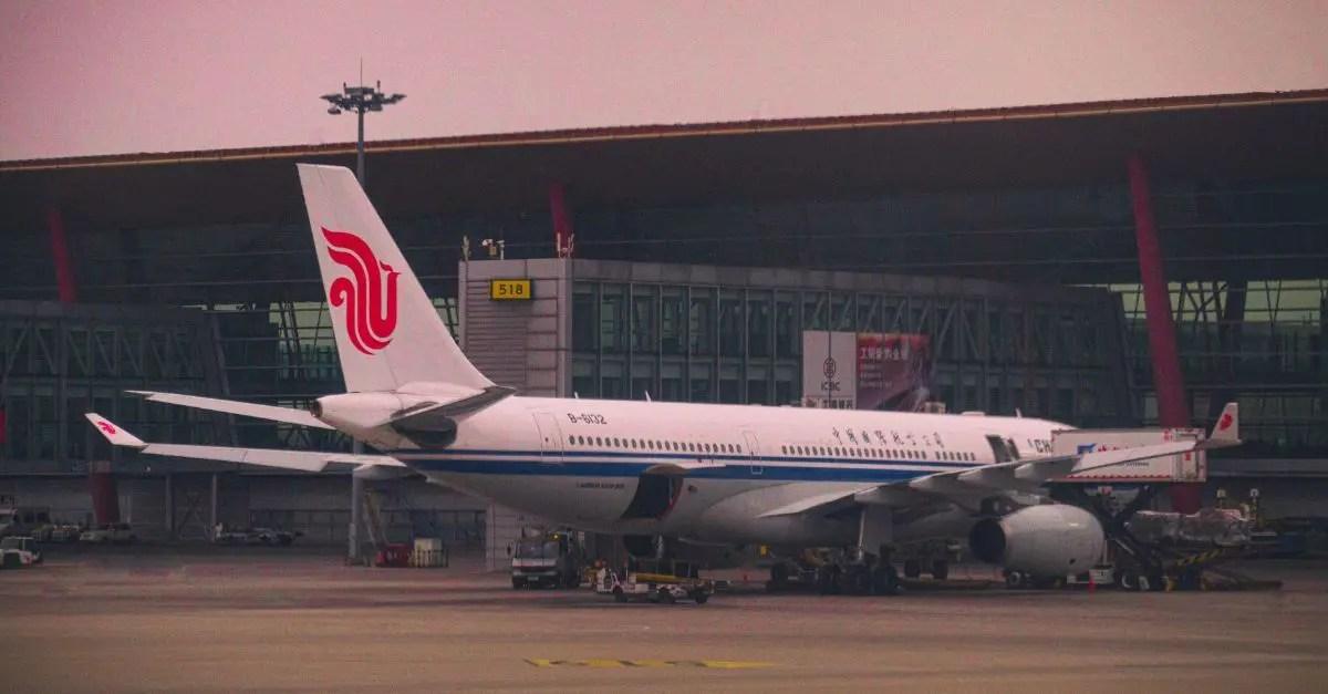 companhias aereas coronavirus china
