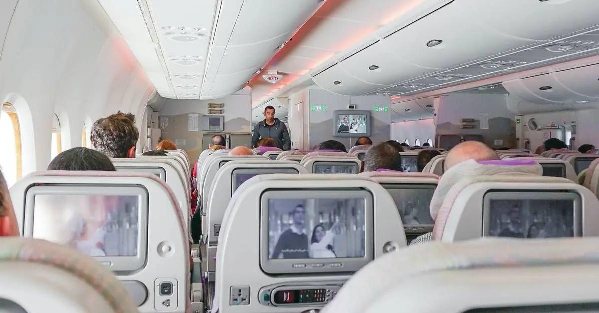 onde sentar no avião