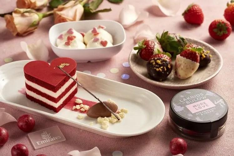 sobremesas valentines day
