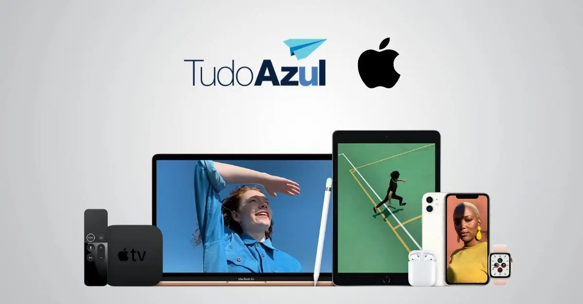 TudoAzul Apple