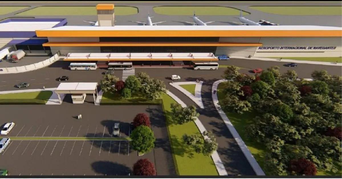 Projeto do Aeroporto de Navegantes