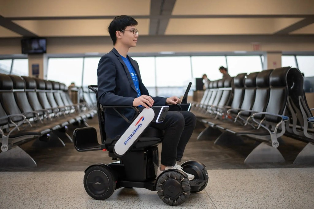 cadeiras de rodas autonomas