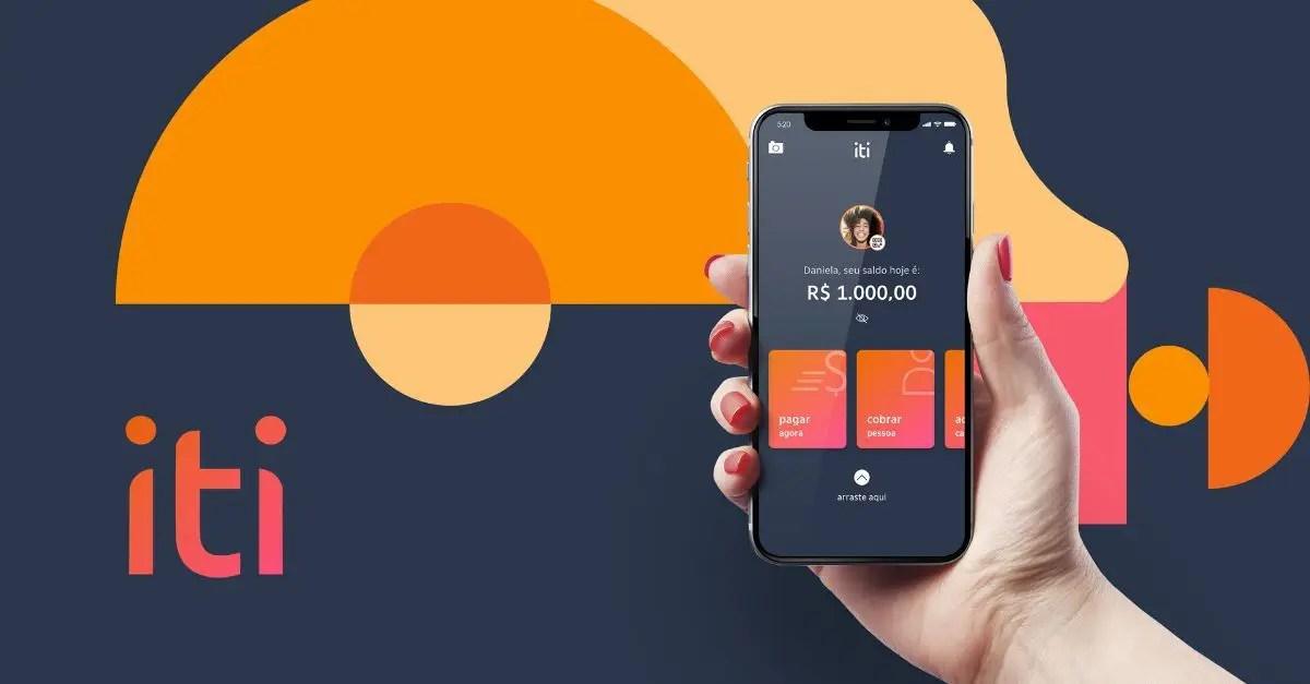 Conheça o iti, aplicativo que permite pagamentos e transferências com o  cartão de crédito