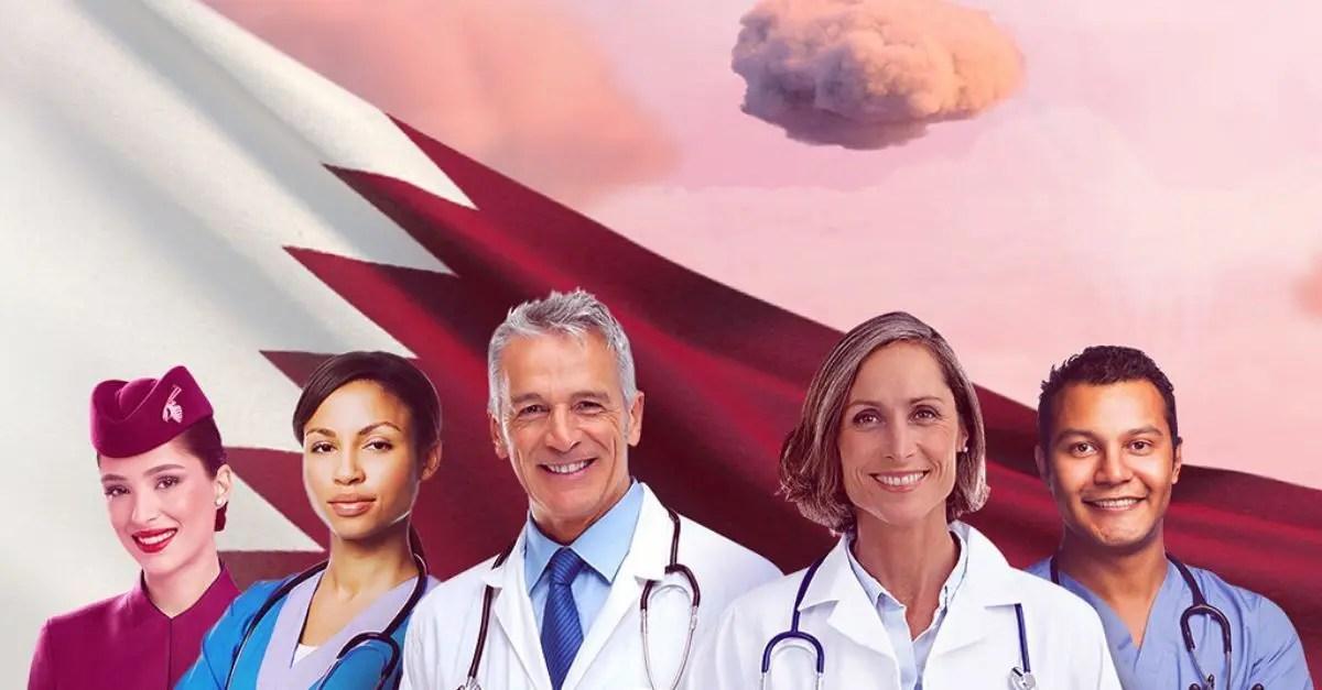 Qatar validade bilhetes saúde
