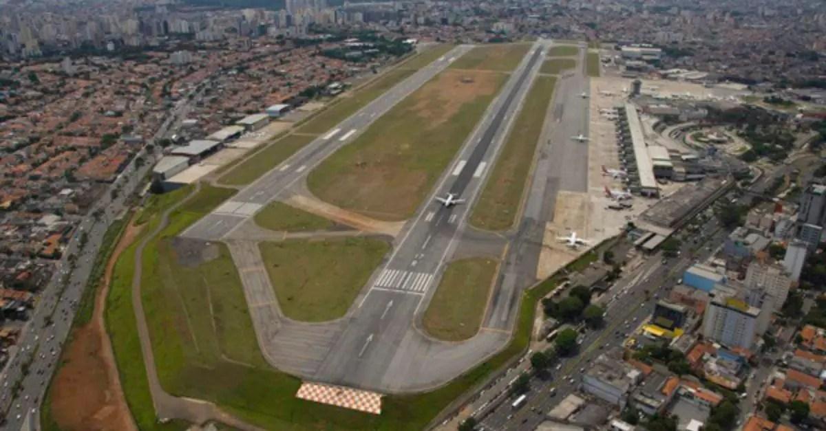 Aeroporto de Congonhas slots MAP