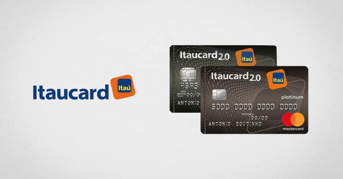 Itaú substituir cartões 2.0
