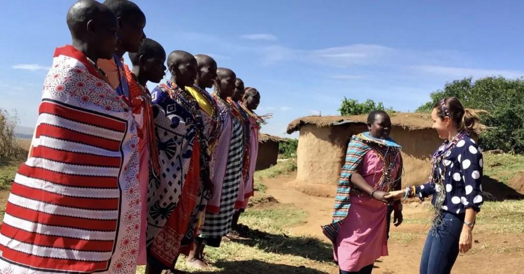 woman kenya