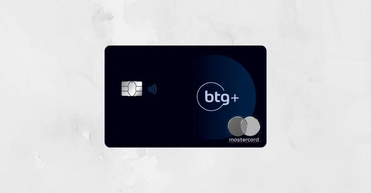 BTG+ Mastercard Black