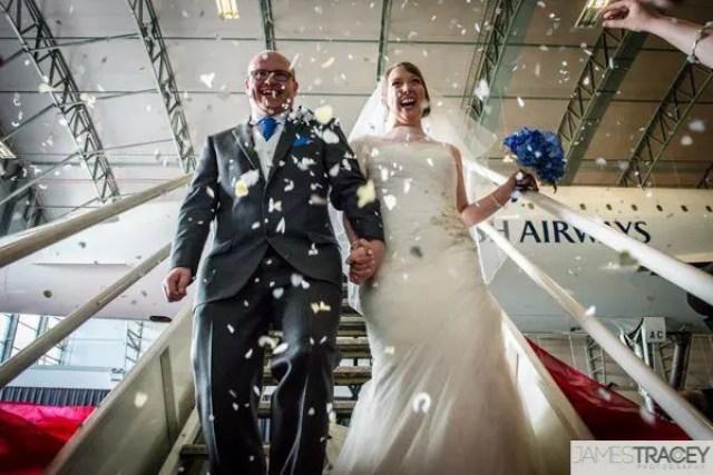 Casamento no Aeroporto Concorde
