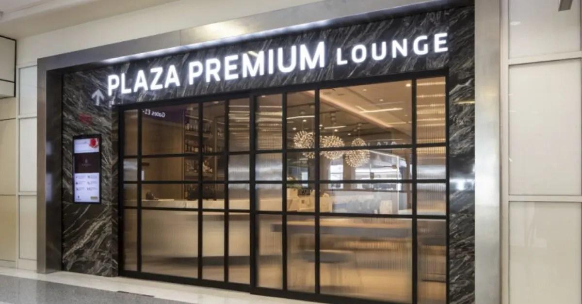 Plaza Premium Lounge Dallas