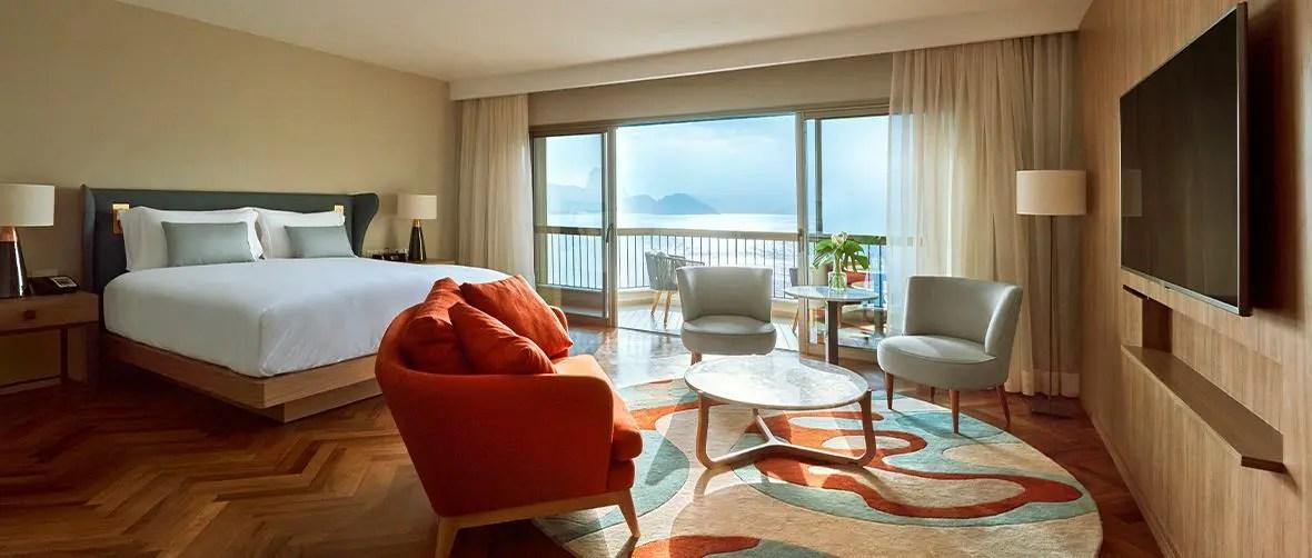 Hotel Fairmont Rio
