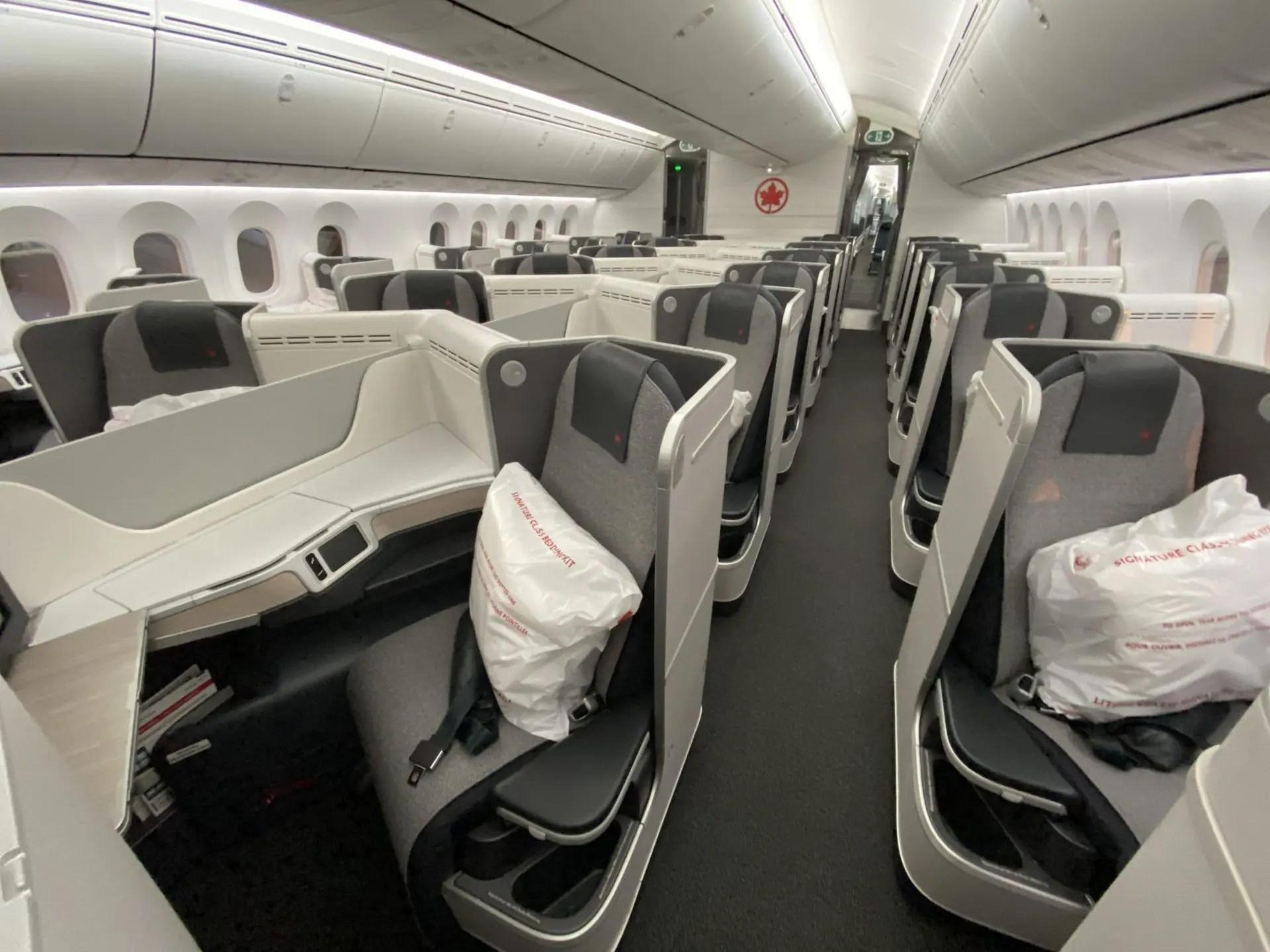 Air Canada medidas Brasil