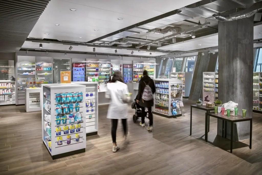 Farmacia Aeroporto de Zurique
