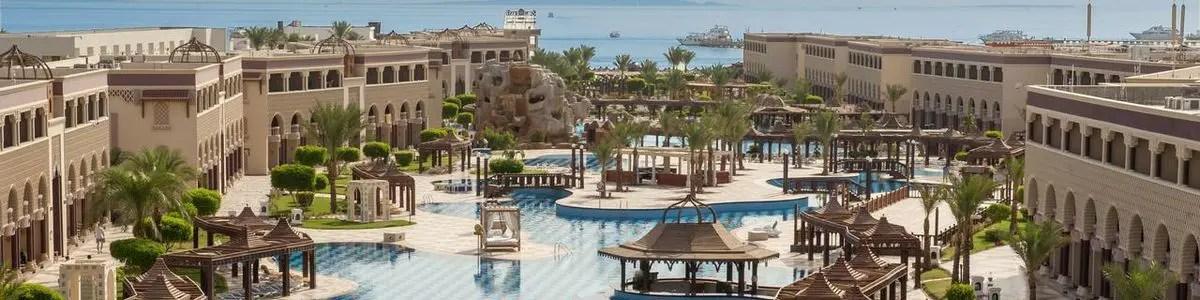 Sentido Mamlouk Palace Resort Egito viagem