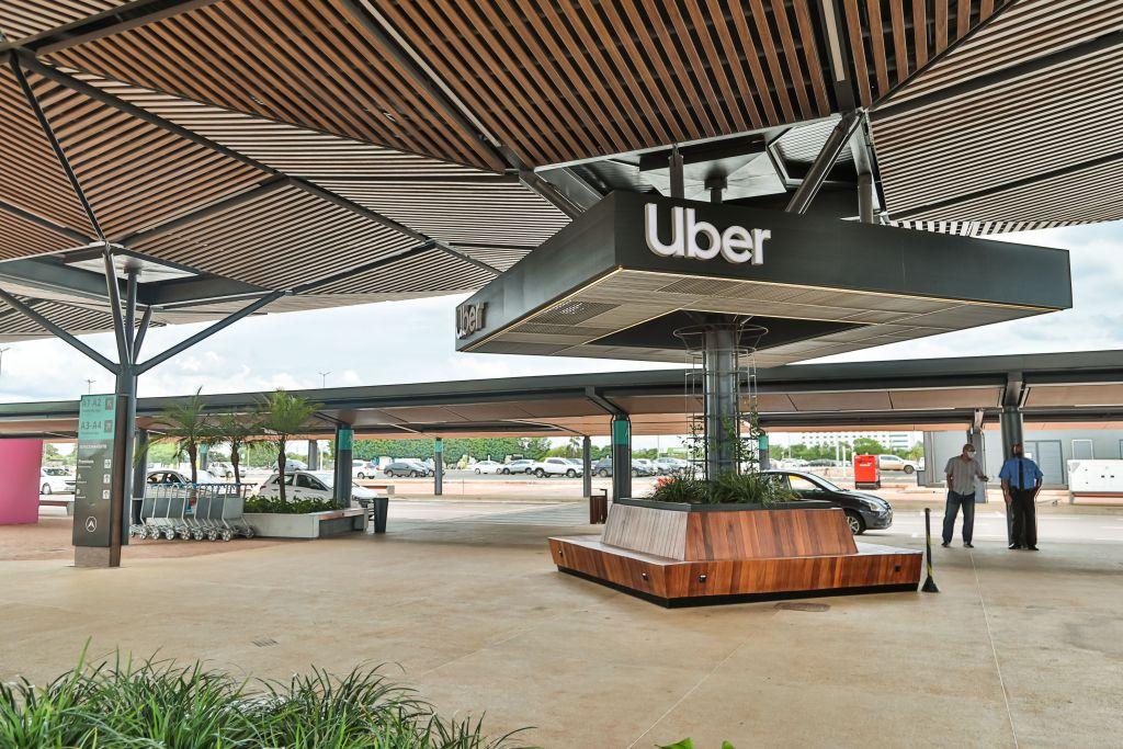 Praça Pick Up Aeroporto de Brasília