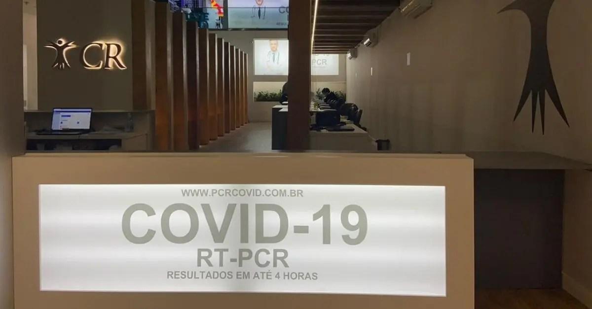 Aeroporto São Paulo covid-19