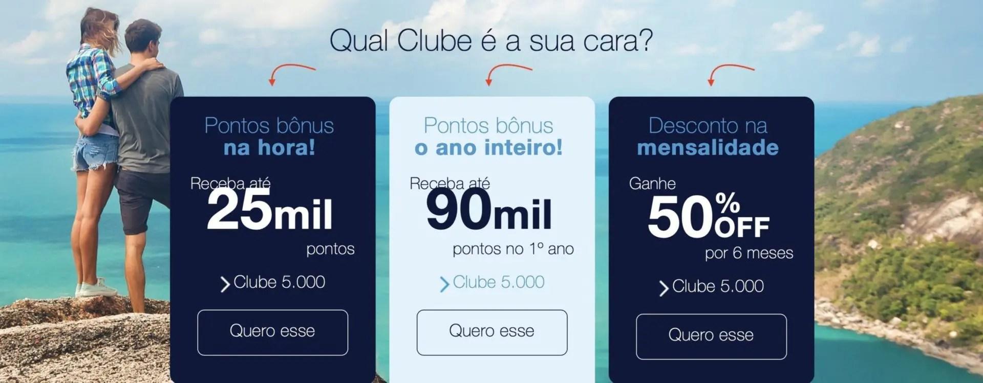 Aniversário Clube TudoAzul bônus