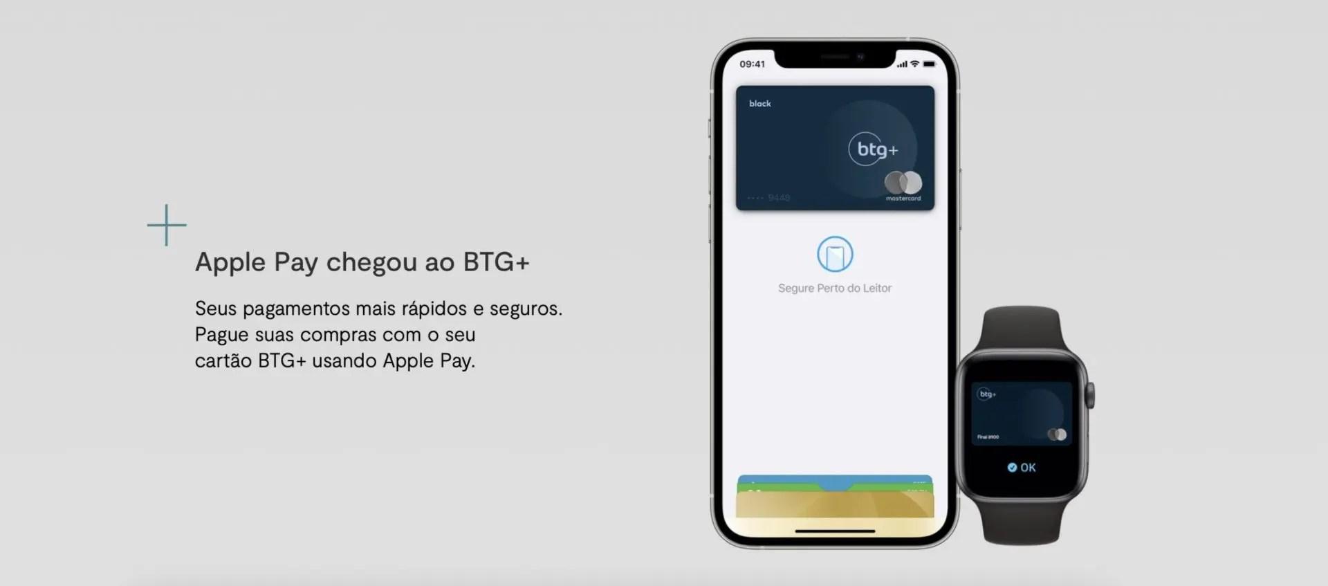 BTG+ Apple Pay Google