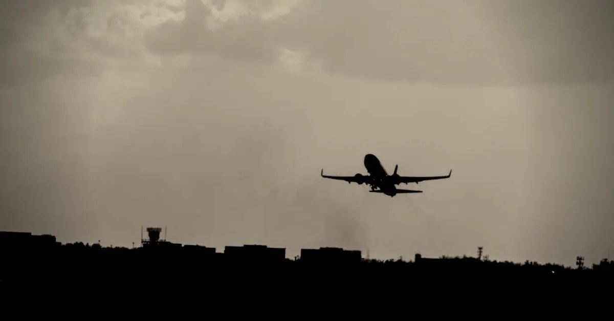 Suspensão voos