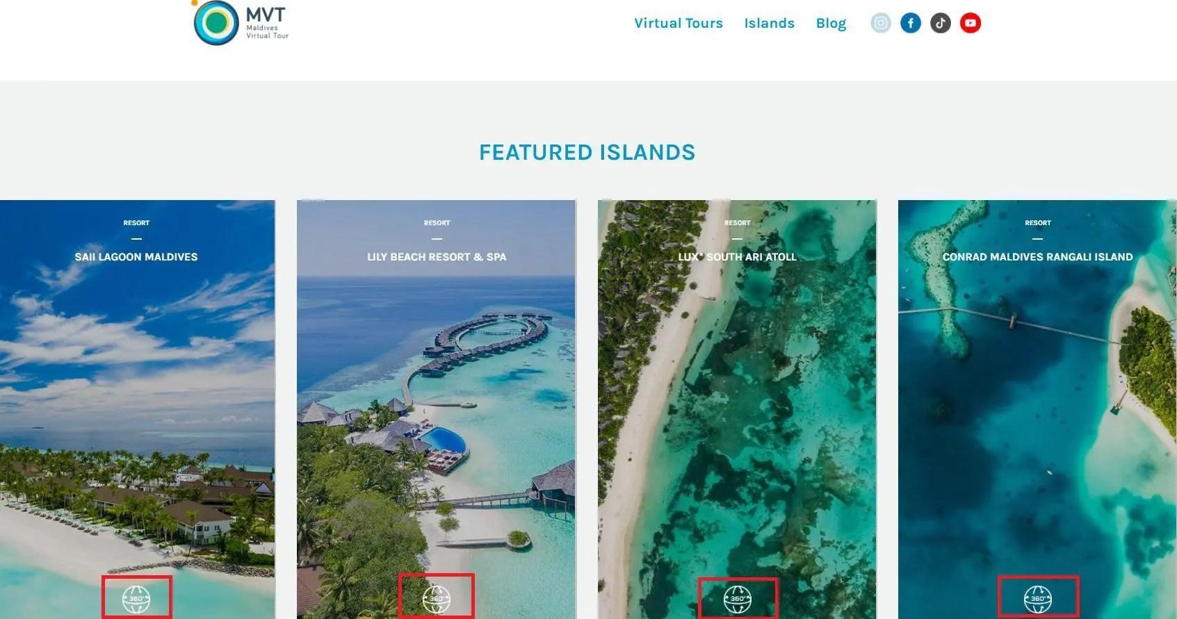 Maldivas tour