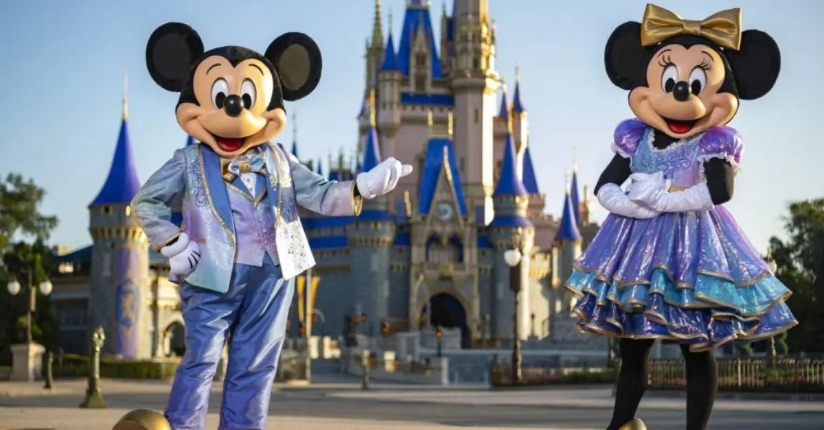 Disney 50 anos