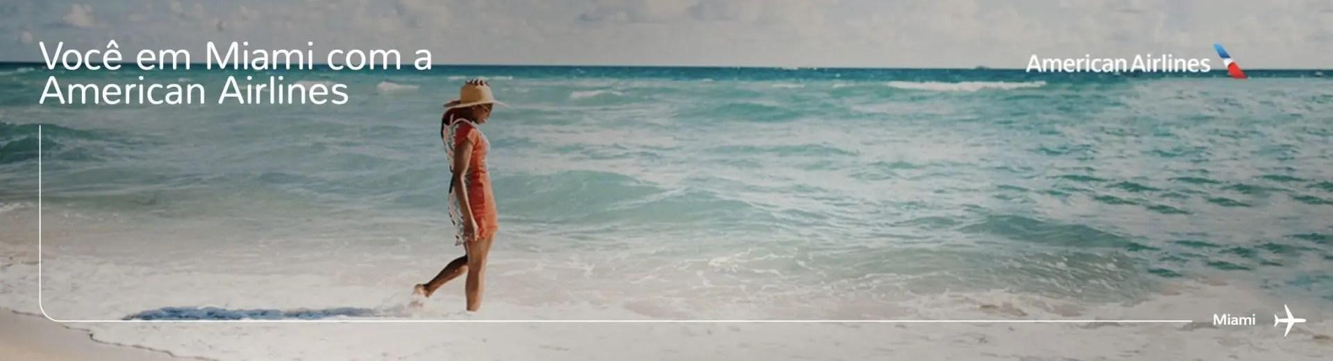 Smiles American Airlines Miami