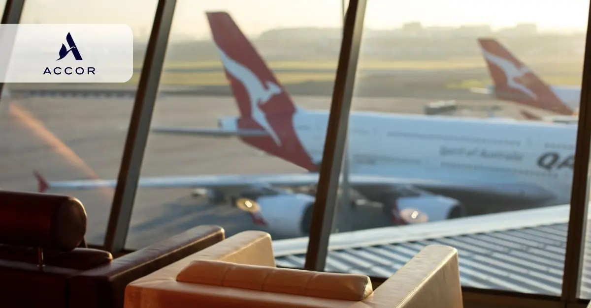 Accor Qantas