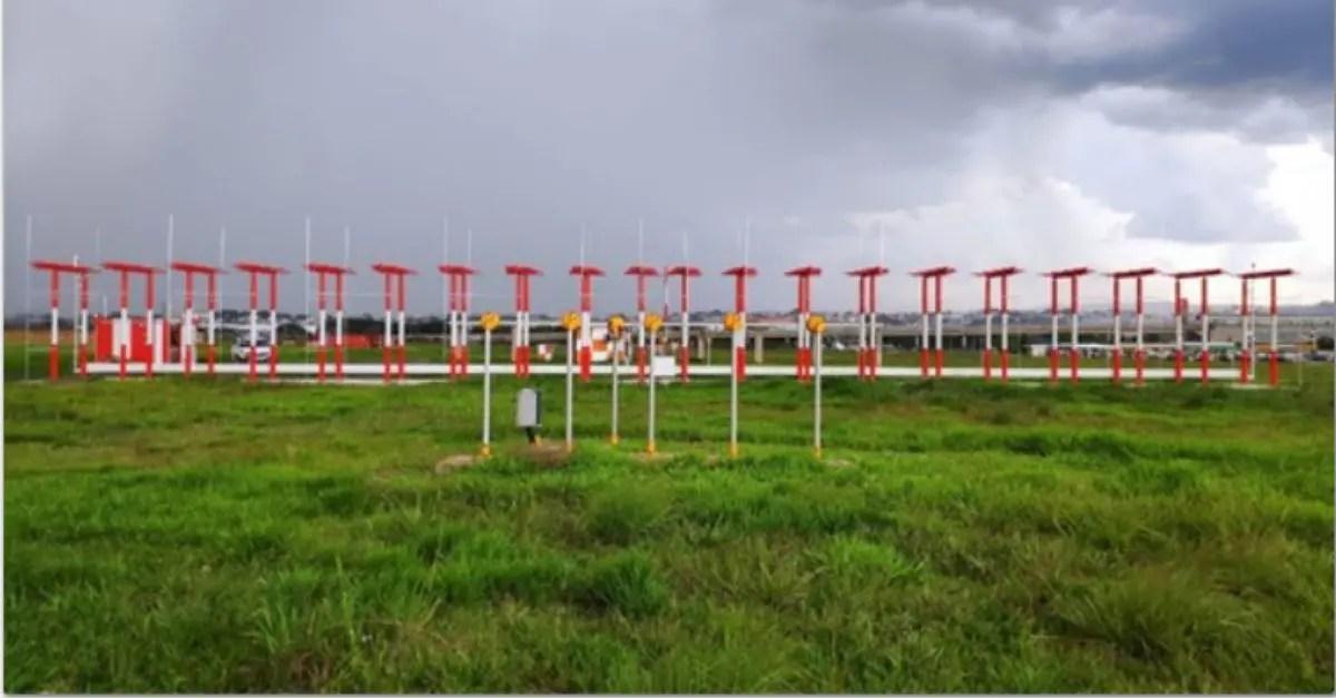 Aeroporto Sistema de Pouso