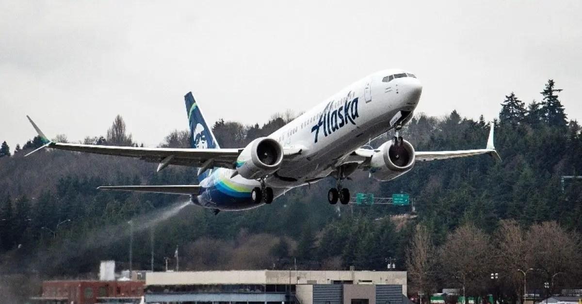 Alaska Boeing MAX