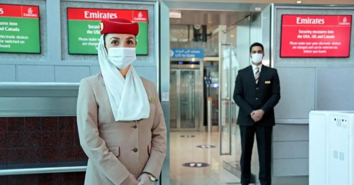 Emirates passagens emitidas atualização