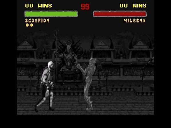 Mortal Kombat II – Kyuukyoku Shinken