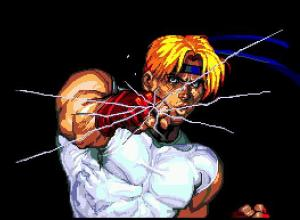 Axel Streets of Rage 3