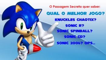 Sonic CD e uma assustadora mensagem oculta -