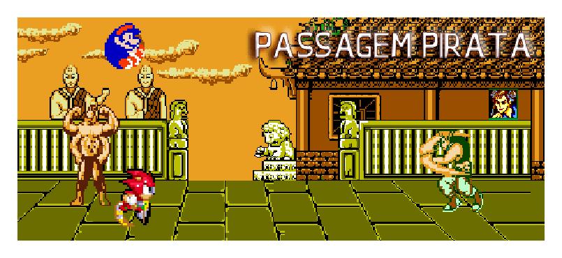 Banner - Passagem Pirata